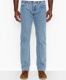 Men's 501 Original Fit Non-Stretch Jeans