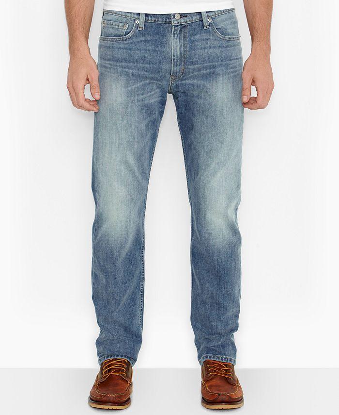 Levi's - 513™ Slim Straight Fit Jeans