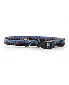 Hunter Manufacturing New York Mets Dog Collar