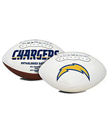 Jarden Los Angeles Chargers Signature Series Football