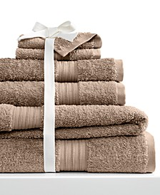 6 Piece Towel Set Majest