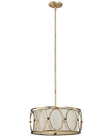 Uttermost Ovala 3-Light Pendant