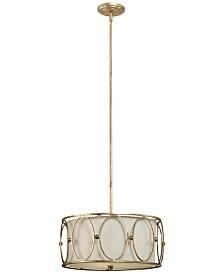 Uttermost Ovala 3-Light Pendant
