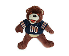 Team Beans Chicago Bears 8-Inch Plush Mascot