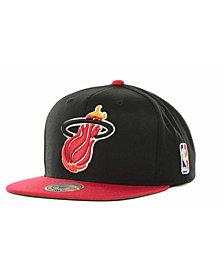 Mitchell & Ness Miami Heat 2013 Playoff Run Cap