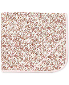 Little Me Baby Girls Leopard Blanket