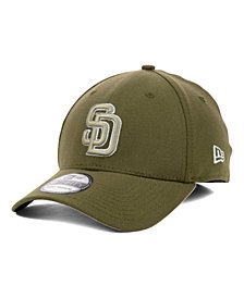New Era San Diego Padres MLB Team Classic 39THIRTY Stretch-Fitted Cap