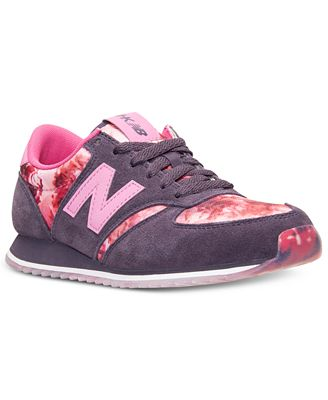 new balance women's heidi klum 420 casual sneakers