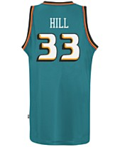 00c2a581e9b9 adidas Men s Grant Hill Detroit Pistons Retired Player Swingman Jersey