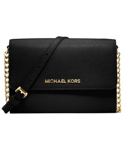 MICHAEL Michael Kors Jet Set Crossbody - Handbags ...