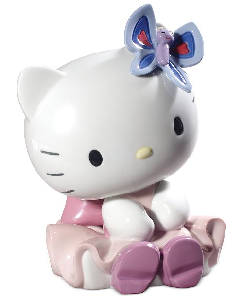 32d3e35ae Nao by Lladro. Hello Kitty Dressed for the Party Collectible Figurine. Be  the first to Write a Review. main image