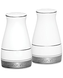 Dinnerware, Crestwood Platinum Salt and Pepper Shakers