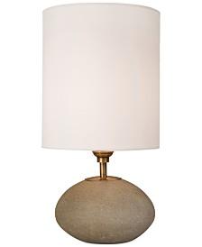 Regina Andrew Concrete Orb Table Lamp