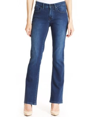 Calvin klein bootcut leg jeans