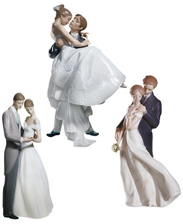 Lladro Wedding Collection Collectible Figurines For The Home Macy 39 S