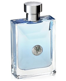 Versace Men's Pour Homme Eau de Toilette Spray, 6.7 oz.