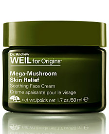 Origins Dr. Andrew Weil for Origins Mega Mushroom Skin Relief Soothing Face Cream, 1.7 oz