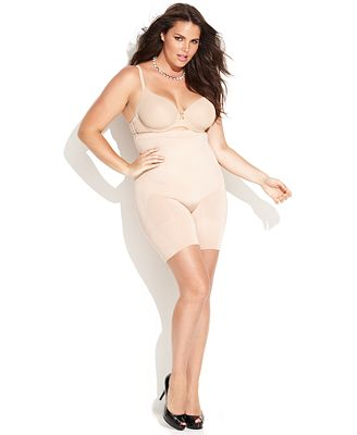 Star power by spanx plus size extra firm control power for Plus size spanx for wedding dress