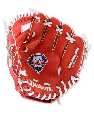 Wilson Sport Philadelphia Phillies Tee Ball Glove