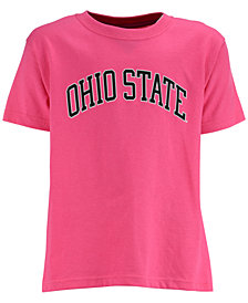 J America Kids' Short-Sleeve Ohio State Buckeyes T-Shirt