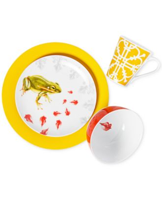 Clinton Kelly Effortless Table Prince Charming 4 Piece Place Setting