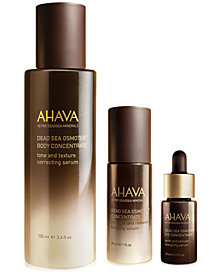 Ahava Dead Sea Osmoter Concentrate Collection
