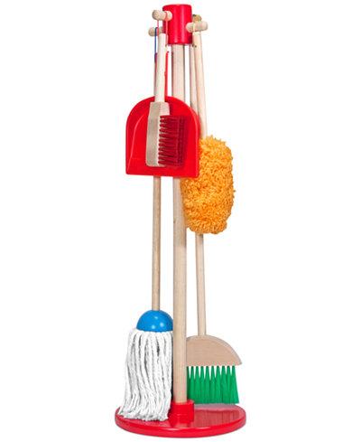 Melissa and Doug Kids' 6-Piece Good Clean Fun Play Set