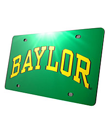 Stockdale Baylor Bears Laser Tag License Plate
