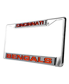 Cincinnati Bengals License Plate Frame