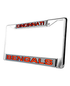 Rico Industries Cincinnati Bengals License Plate Frame