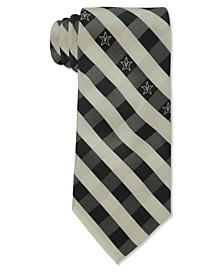 Vanderbilt Commodores Checked Tie
