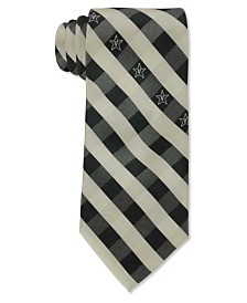 Eagles Wings Vanderbilt Commodores Checked Tie