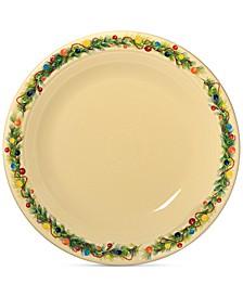 "Christmas Tree 10.5"" Dinner Plate"