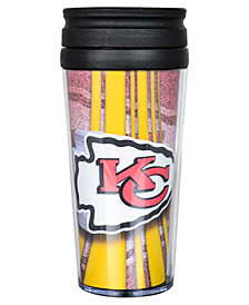 Hunter Manufacturing Kansas City Chiefs 16 oz. Travel Tumbler