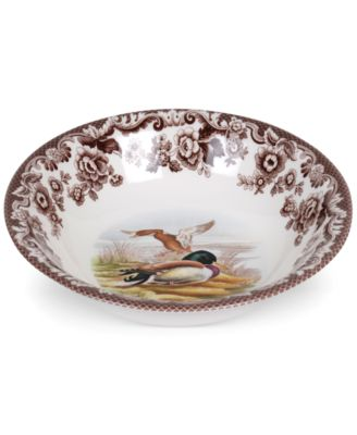 Woodland Mallard Ascot Cereal Bowl
