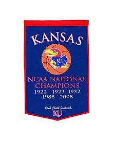 Winning Streak Kansas Jayhawks Dynasty Banner