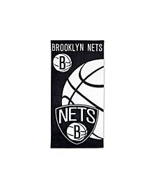 Northwest Company Brooklyn Nets Beach Towel