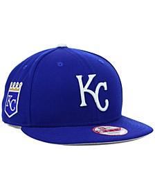 Kansas City Royals MLB 2 Tone Link 9FIFTY Snapback Cap