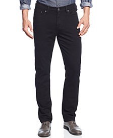 Alfani Logan Straight-Leg Jeans, Created for Macy's