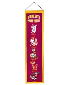 Winning Streak Minnesota Golden Gophers Heritage Banner