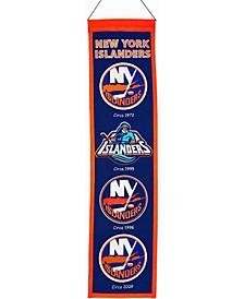 New York Islanders Heritage Banner