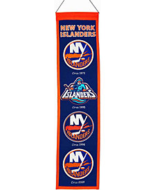 Winning Streak New York Islanders Heritage Banner