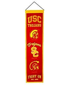 USC Trojans Heritage Banner