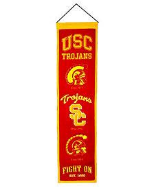 Winning Streak USC Trojans Heritage Banner