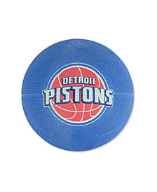 Spalding Detroit Pistons Size 3 Primary Logo Basketball