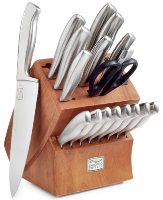 Chicago Cutlery Insignia Cafe 18 Piece Cutlery Set