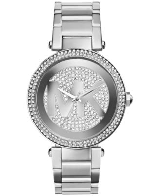Image of Michael Kors Women's Parker Stainless Steel Bracelet Watch 39mm MK5925