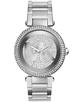 Michael Kors Women's Parker Stainless Steel Bracelet Watch 39mm MK5925