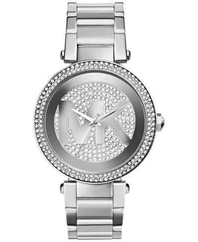 Michael Kors Women's Parker Stainless Steel Bracelet Watch 39mm MK5925