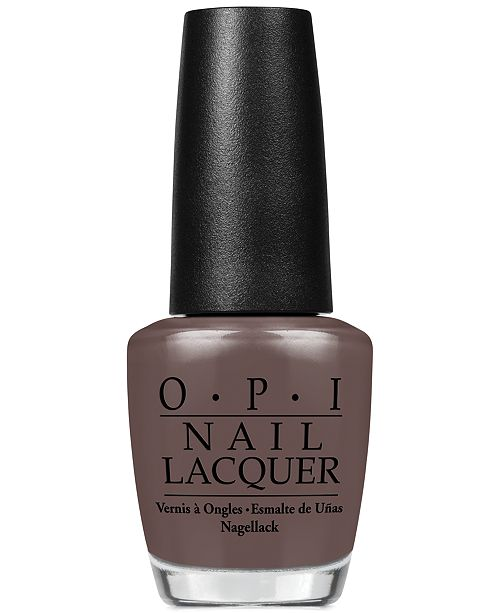 OPI Nail Lacquer, You Don't Know Jacques!